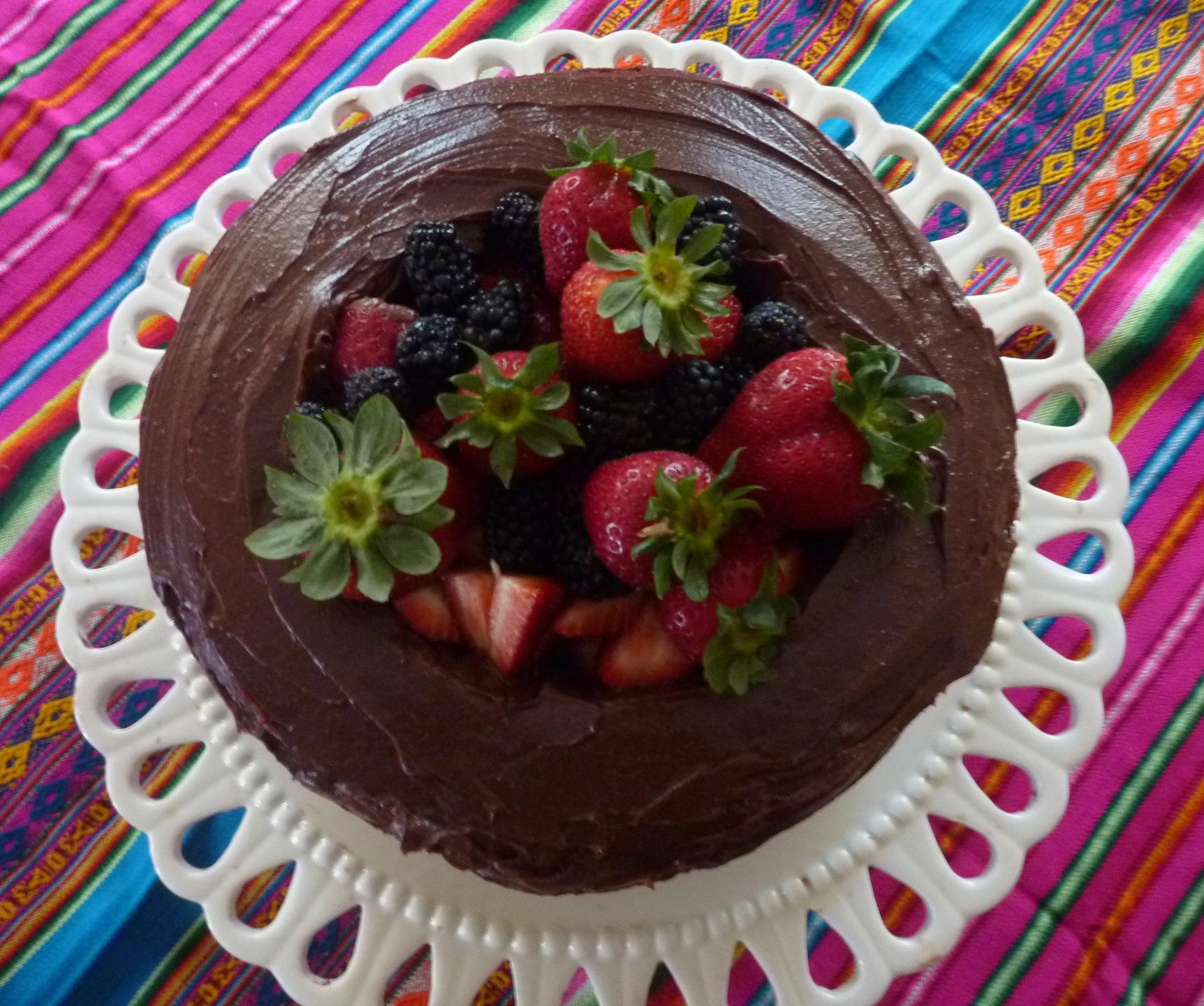 Healthy Vanilla Bean Cake Dairyfree Glutenfree Sugarfree